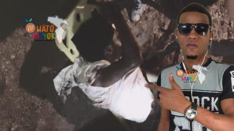 (VIDEO) Hieren de varios disparos al Pirata en Las Chinas de Hato Mayor