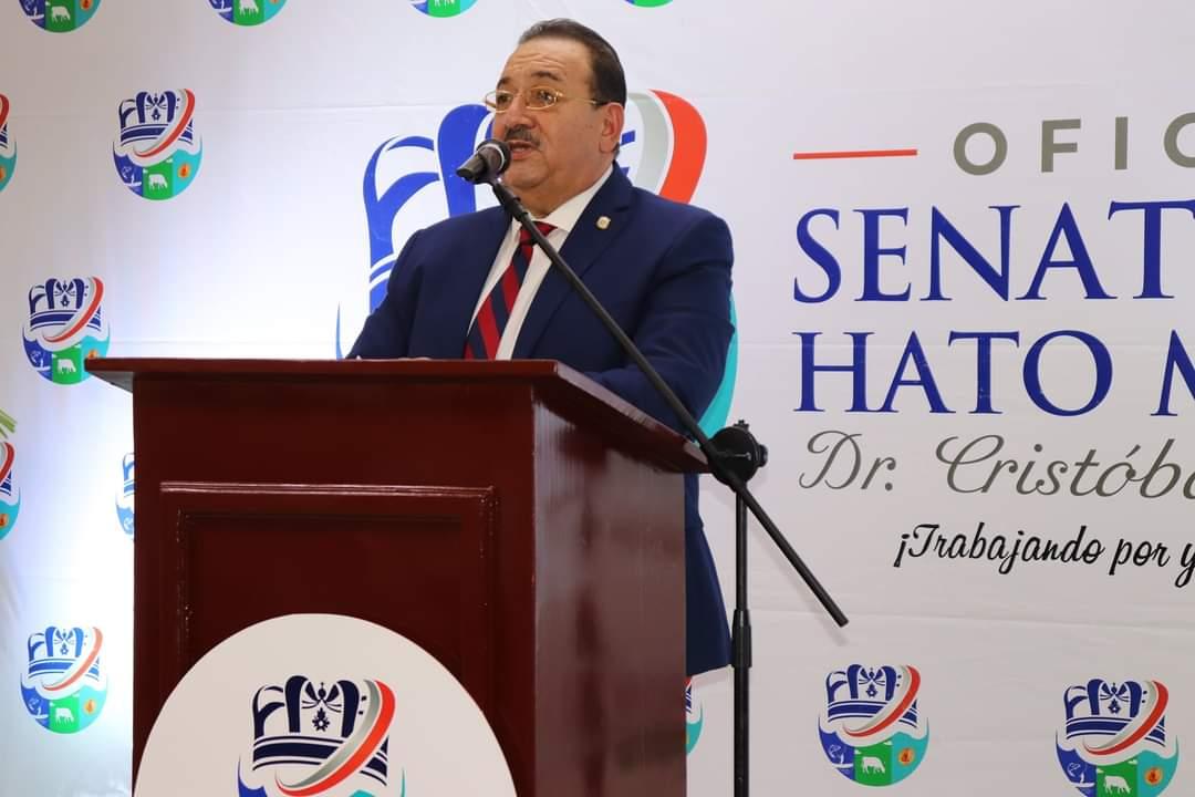 Rendición de cuenta primer año legislativo senador Cristóbal Castillo
