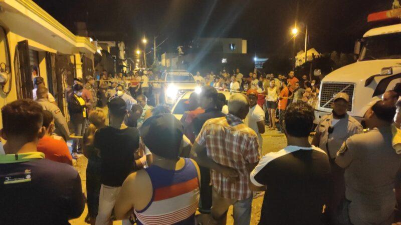 Asaltantes matan comerciante y luego despachan clientes fueron a comprar al colmado en Santiago