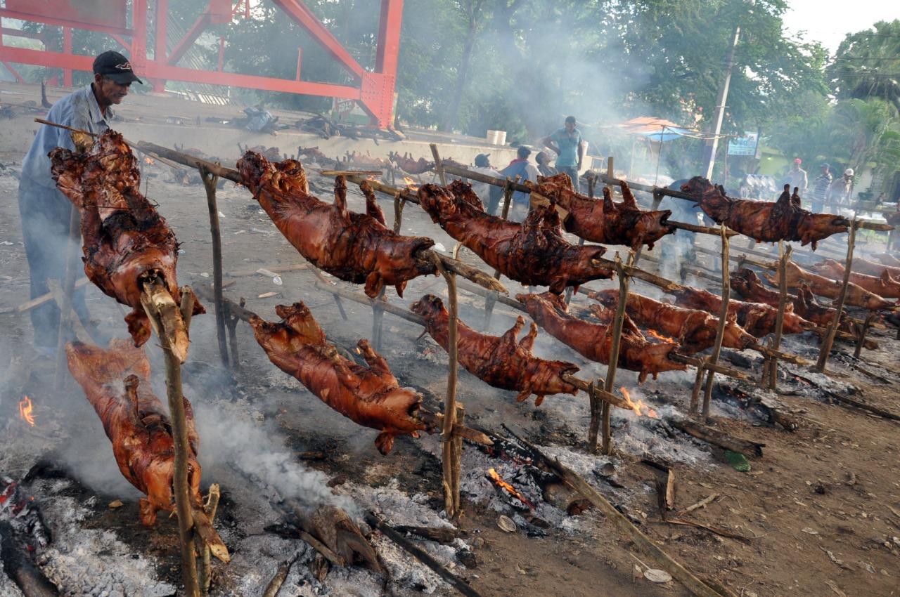 Agricultura garantiza carne de cerdo para Navidad