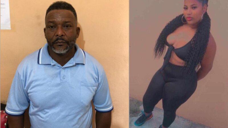Hombre mata mujer de una puñalada mientras celebraba su cumpleaños en un colmadón en Los Alcarrizos