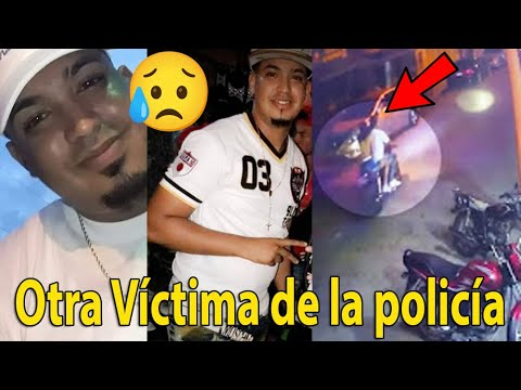 "Policía mata joven por ""error"" mientras enfrentaba a tiros presunto delincuente en Santiago"